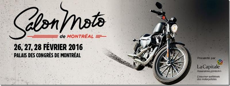 affiche salon moto