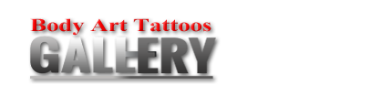 Body Art Tattoos Gallery