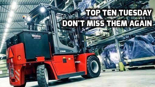 top ten forklift posts
