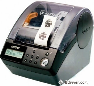 Download Brother QL-650TD printer software, & the best way to install your own Brother QL-650TD printer driver work with your company's computer