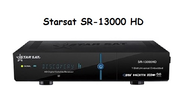 تحميل و تنزيل اخر تحديث (فلاشة) لجهاز (ديمو) ستارسات StarSat SR-13000HD