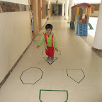 Hopscotch Game (Jr.KG. A & B)