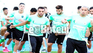 Les Verts quitteront Alger en milieu de journée