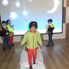 Moon Walk For Jr. KG at Witty World (16.01.2017)
