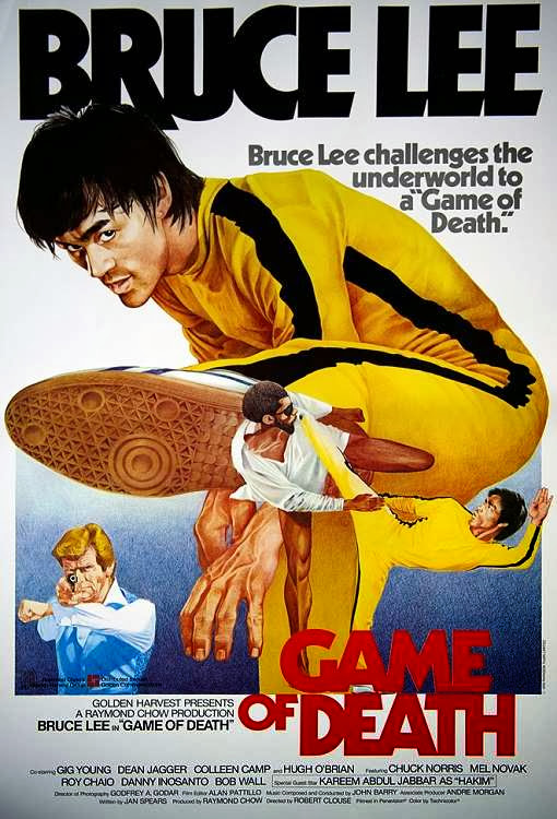 Poster Of The Game of Death (m1978) Full Movie Hindi Dubbed Free Download Watch Online At alldownloads4u.com