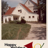 Westacres holiday card