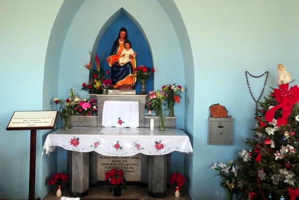 Chapel Inside