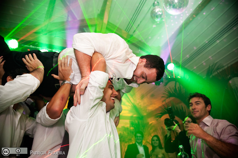 Foto de casamento 2658 de Fabiana e Guilherme. Marcações: 29/10/2010, Casamento Fabiana e Guilherme, Rio de Janeiro.