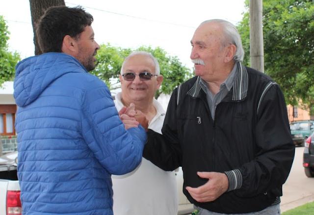 Luis María Trotte, Pablo Trey, Ramaccini