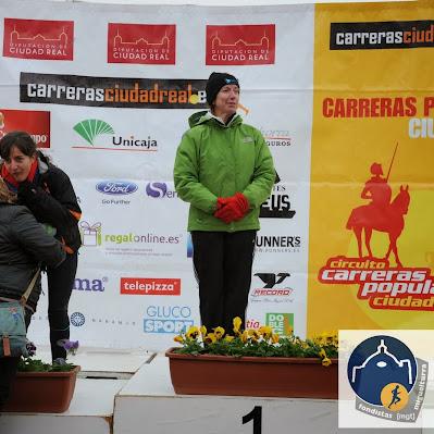 Media Maratón de Miguelturra 2013 - Trofeos