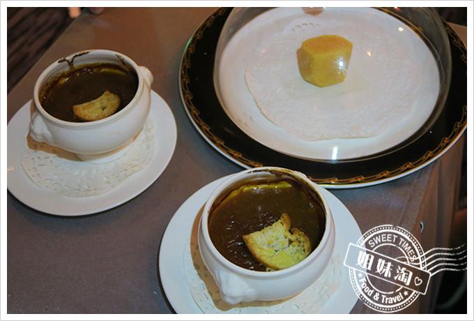 高雄漢來大飯店(The Grand Hi Lai Hotel) 龍蝦酒殿洋蔥湯