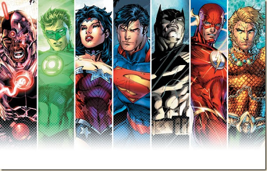 Two Years (ish) of DC Comics' New 52