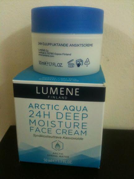 Kem dưỡng ẩm 24h Lumene ,trị khô da, tái tạo da -mỹ phẩm thiên nhiên Lumene
