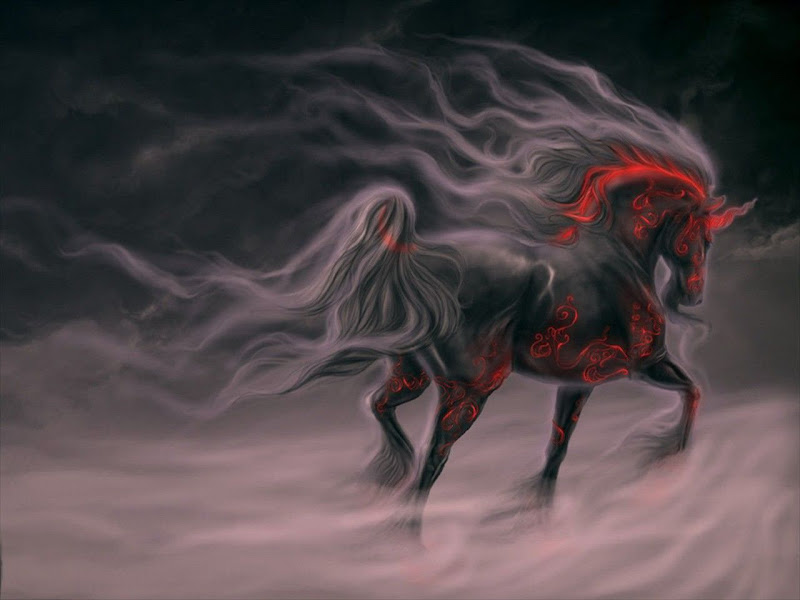 Dark Gothic Hors, Death