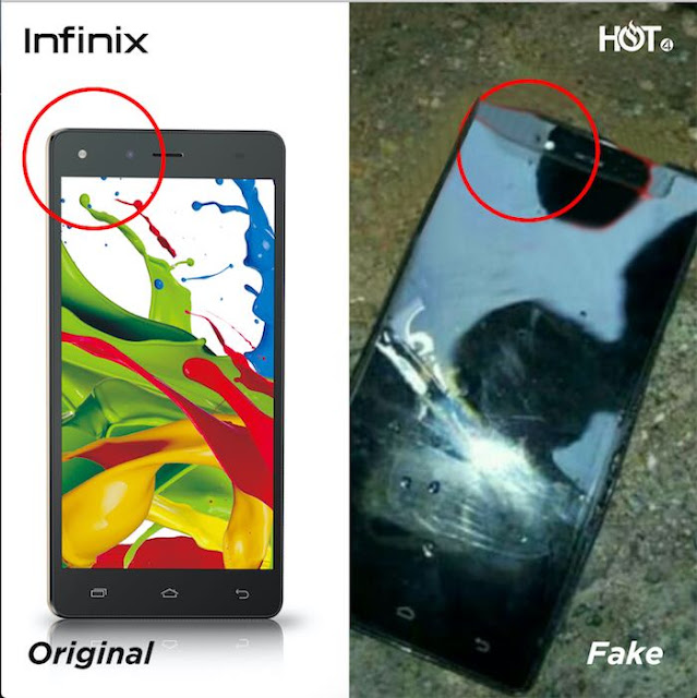 Infinix Responds To Reports Of An Infinix Hot 4 Exploding 1