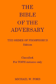 Cover of Michael Ford's Book The Bible of the Adversary (OOP Edition)