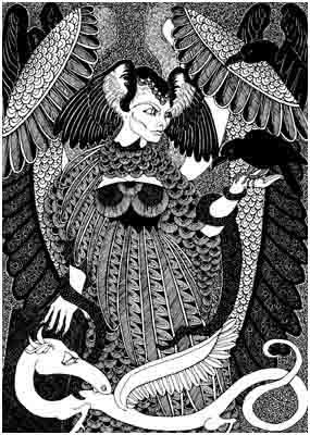 Ereshkigal, Gods And Goddesses 6