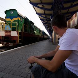 Grand Voyage 2009 - Ujgorod - 1.den