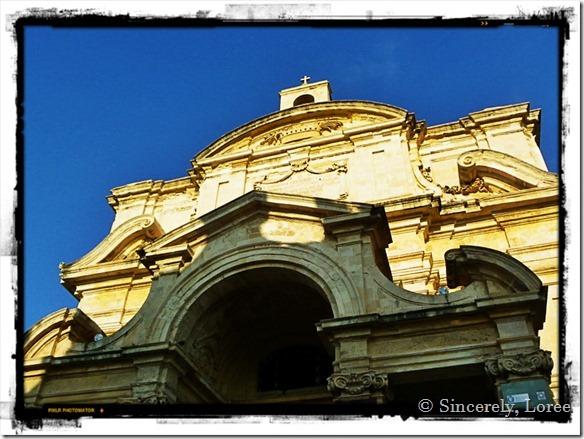 Church of St Catherine of Italy, Valletta