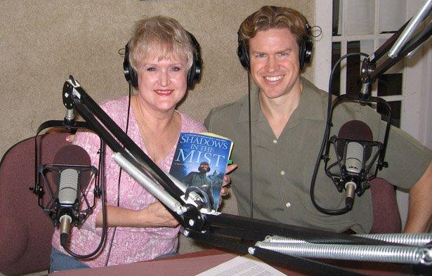 Brian Moreland At Radio Show, Brian Moreland