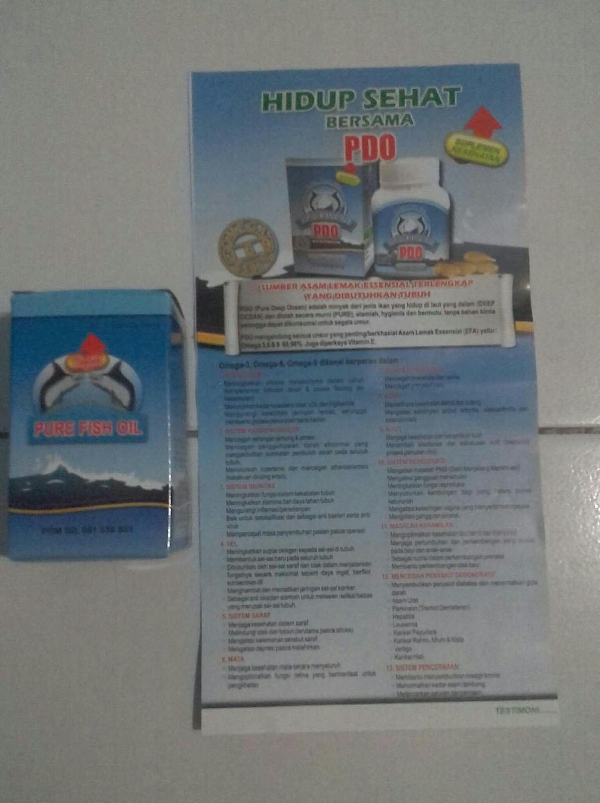 Kumpulan Nasehat Dan Kisah Islami Kapsul Minyak Ikan Ini Dapat Dibeli Di Koperasi Radio Samhan Am 630 Jl 26 Swadaya Raya No143 Radin Intan Duren Sawit Jakarta Timur