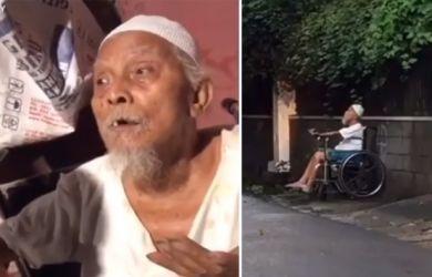 Sering Dipukul Istri dan Diludahi, Aslan Abdullah: Tolonglah Saya Malaikat Izrail, Cabut Nyawa Saya
