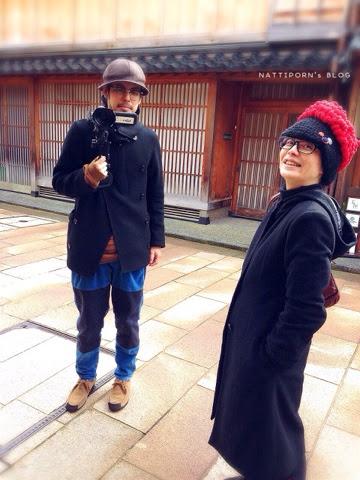 ทริปเยี่ยมญาติ Japan 2014 สุดท้ายนี้ที่ Kanazawa