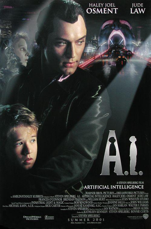 Trí Tuệ Nhân Tạo - A.i. Artificial Intelligence (2001)