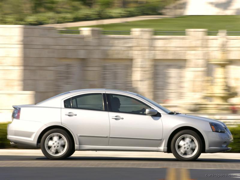 2004 mitsubishi galant sedan specifications pictures prices. Black Bedroom Furniture Sets. Home Design Ideas