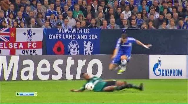 Eden Hazard, Schalke 04 - Chelsea