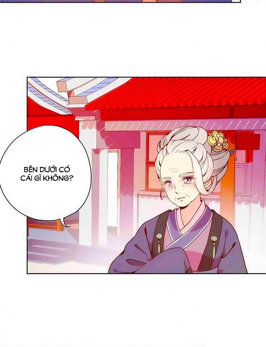 Hoàng Hậu Nương Nương Đích Năm Xu Đặc Hiệu chap 100 - Trang 17