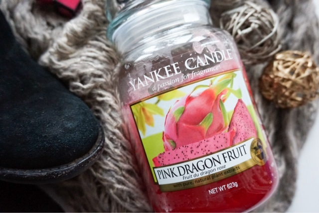Yankee Candle Pink Dragonfruit