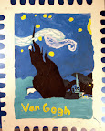 Tribute to Van Gogh by Dylan
