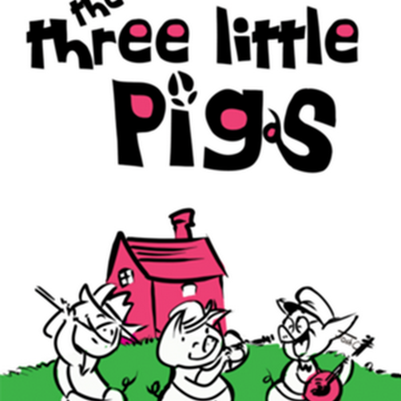 The Three Little Pigs (Review by Joey)
