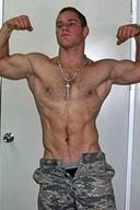 Muscular Men with Sexy Armpits - Photos Set 13