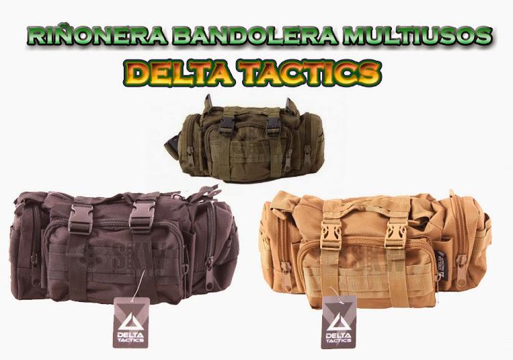 NOVEDADES !! -  www.AlfaPolicial.com DeltaTactics