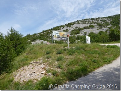 Croatia Camping Guide - Camp Kozica