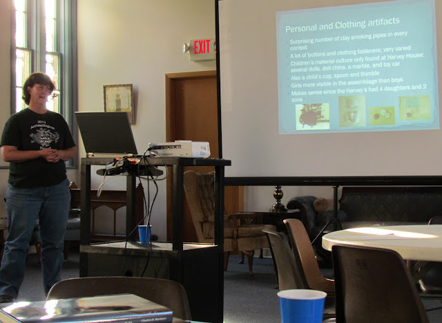 Dr.Wurst gives a 2014 overview of  Apple Island field class plans