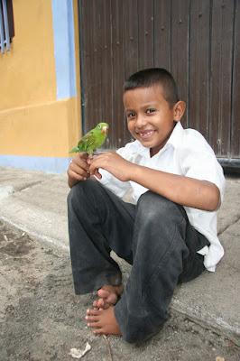 Dobrodošli v Nikaragvi