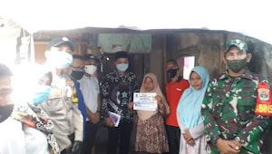 Usai Hari Raya Idul Fitri, 194 KPM Warga Banyu Asih Dapat Bantuan BLT