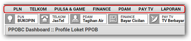 Cara cek transaksi ppob di ppob bukopin interlink