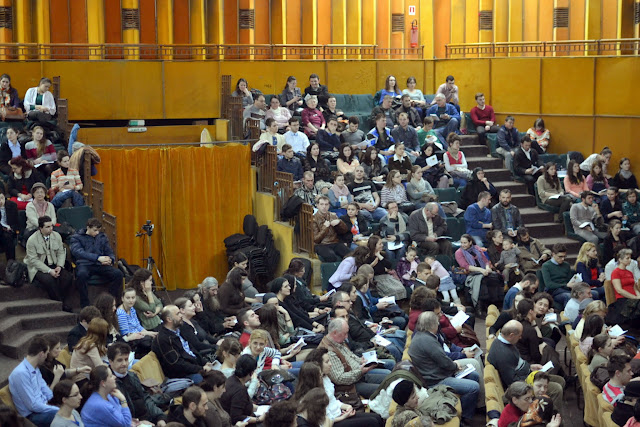 035 Avva Justin Parvu si Sfintii inchisorilor (Teatrul Luceafarul, Iasi, 2014.03.19)