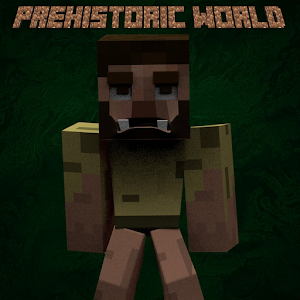 Prehistoric world - MyCraft