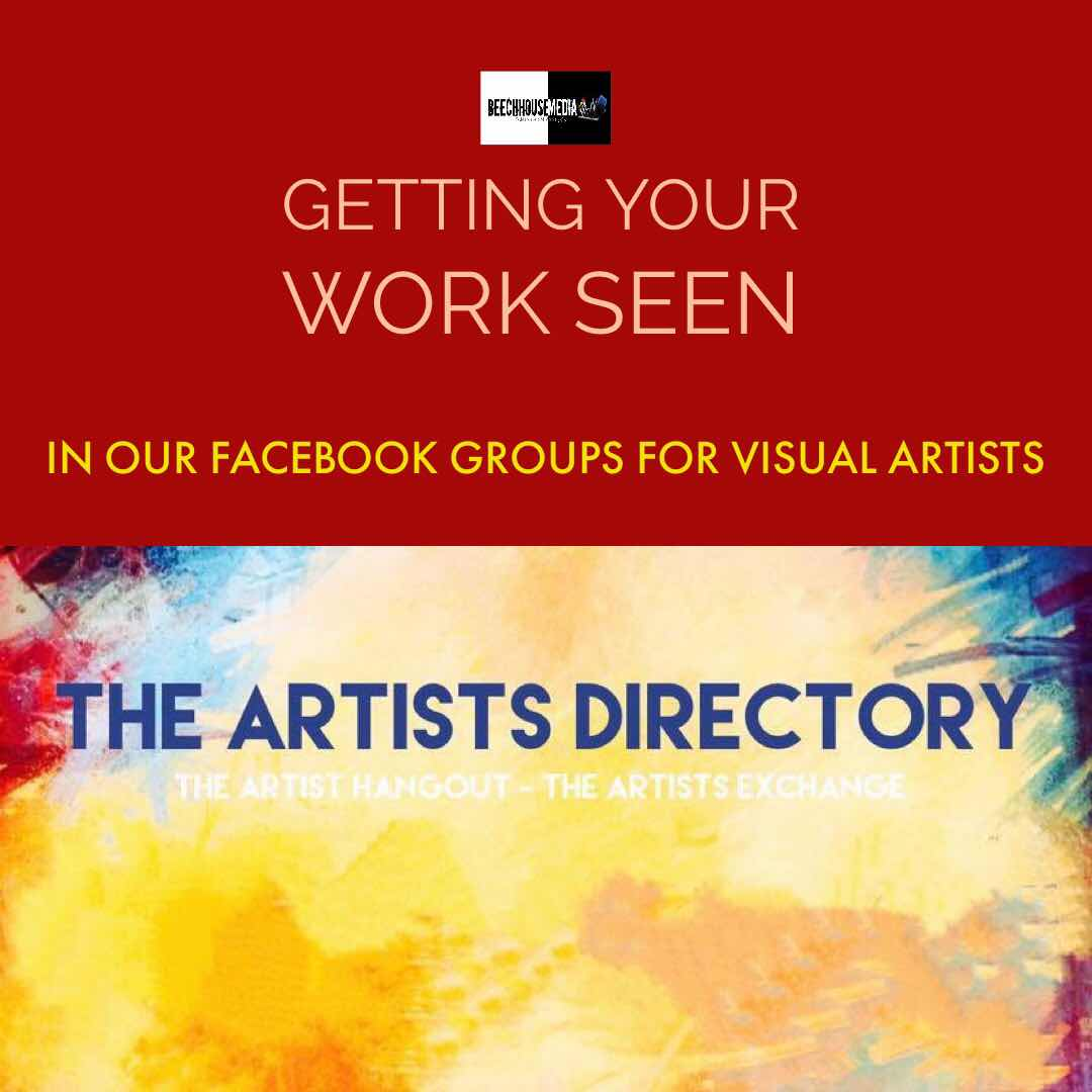 the Artists Directory Facebook Group
