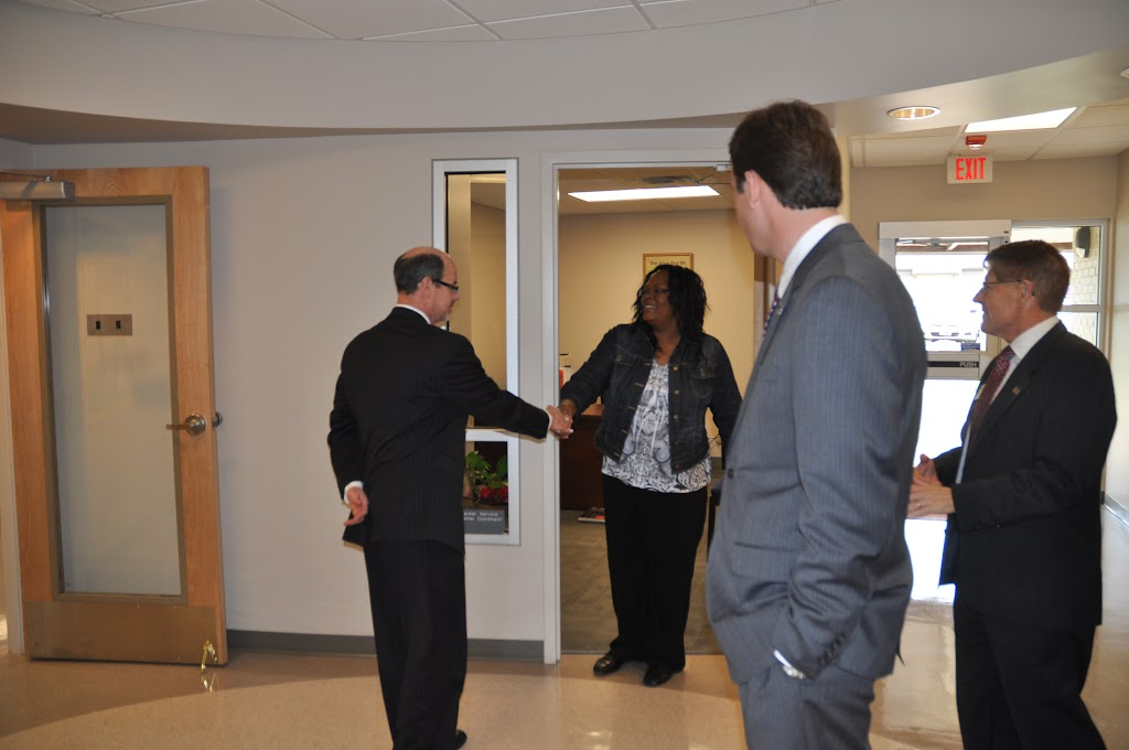 U of A System President Dr. Donald Bobbitt Visit - DSC_0294.JPG