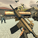 Special Military Commando Battlefield Shooter Game icon
