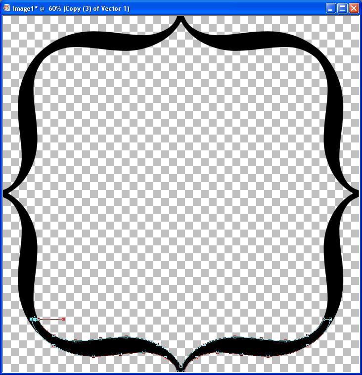 Humbug Graphics Galore: Bracket Frame
