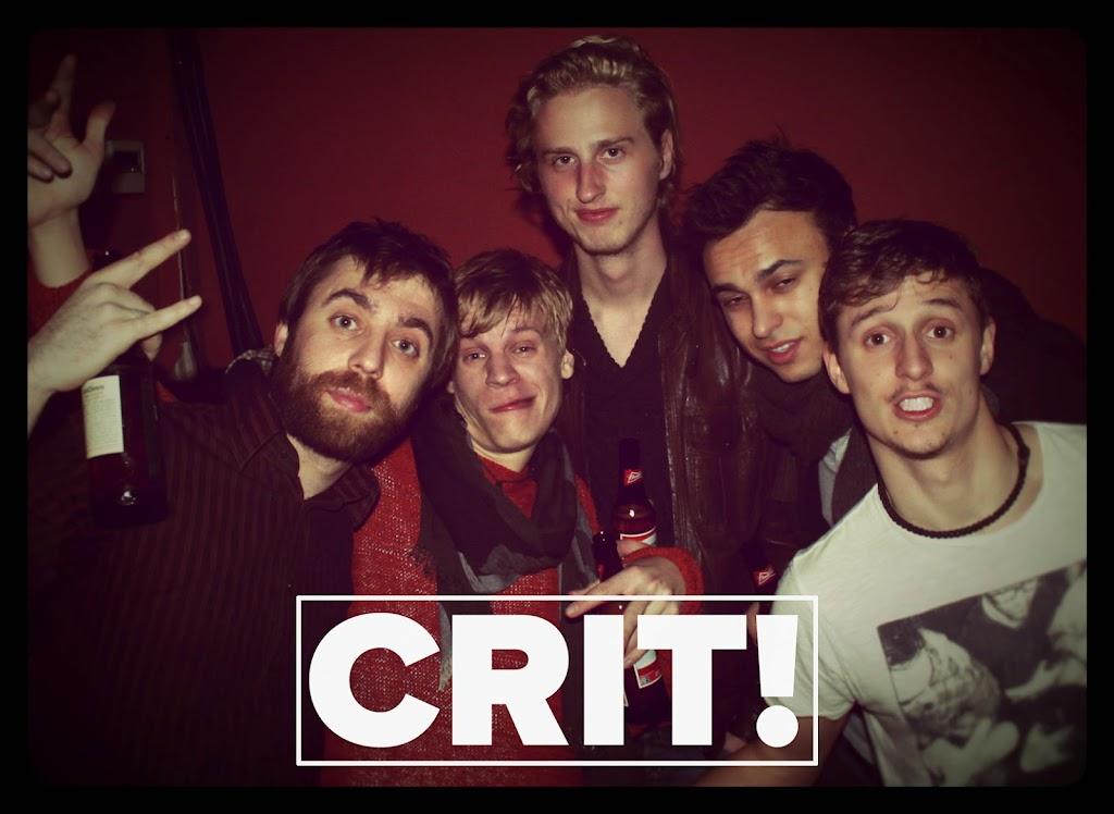 CRIT! #35 2015-02-05 04