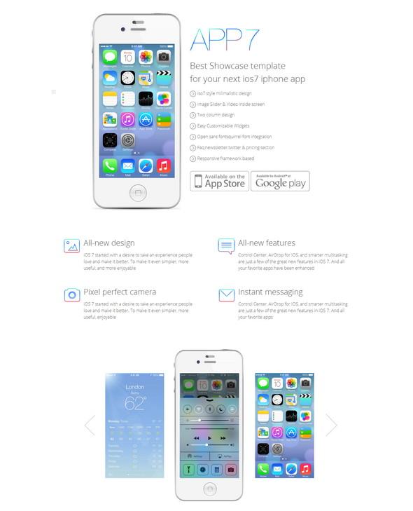 App7 Website