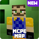 Map Hello Neighbor for MCPE 1.0.2